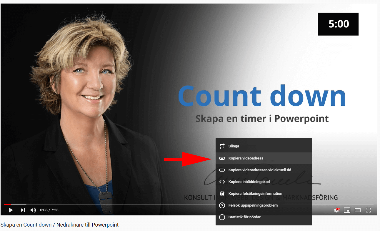 count down powerpoint